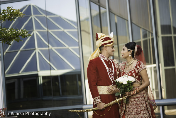 indian bride and groom,indian wedding gallery
