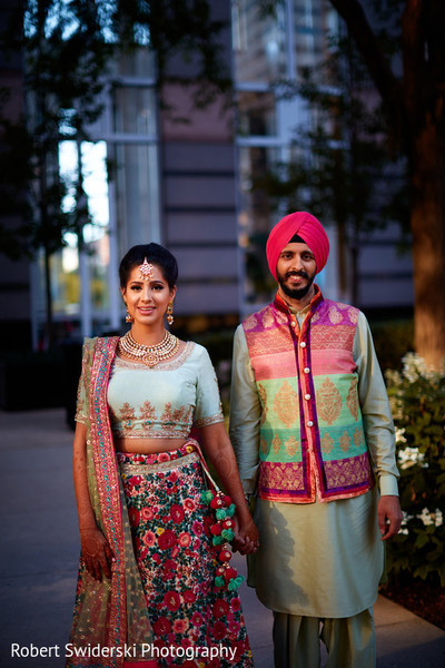indian bride,indian pre-wedding fashion