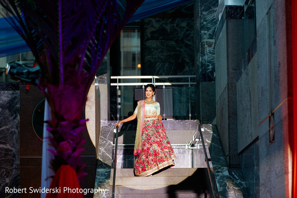 sikh bride,indian sangeet,indian pre-wedding fashion,lightning