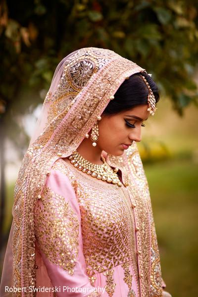 sikh bride,indian wedding portrait