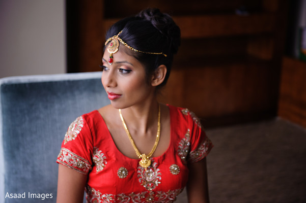 indian bride hair and makeup,indian wedding gallery,indian bride ceremony fashion