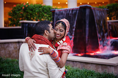 indian bride hair and makeup,indian groom sherwani,outdoor photography