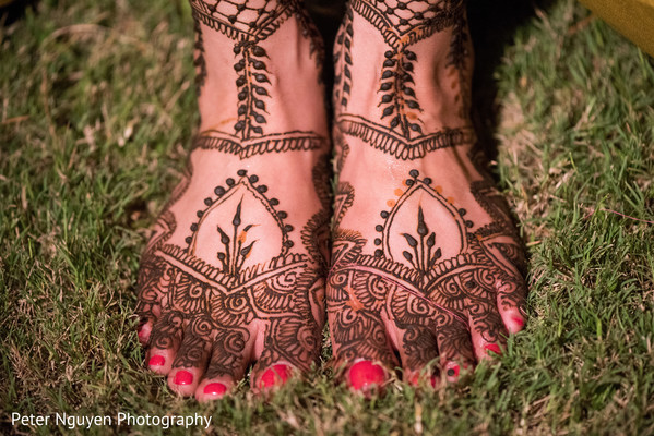 Mehndi inspiration in Atlanta, GA Indian Wedding by Peter Nguyen Photography