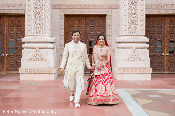 Indian couple photo session. in Atlanta, GA Indian Wedding by Peter Nguyen Photography