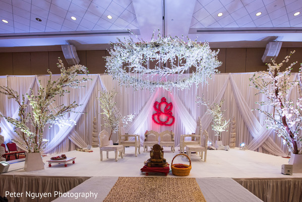 indian wedding ceremony,wedding ceremony stage