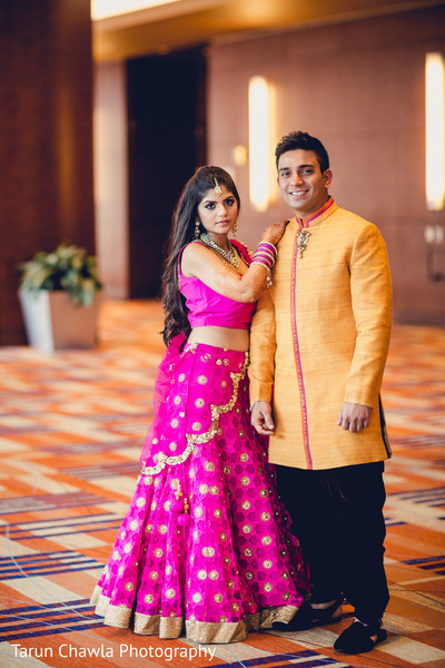 indian pre-wedding celebrations,indian pre-wedding fashion,indian bride and groom