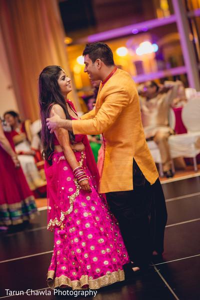 indian bride,indian sangeet,indian pre-wedding celebrations
