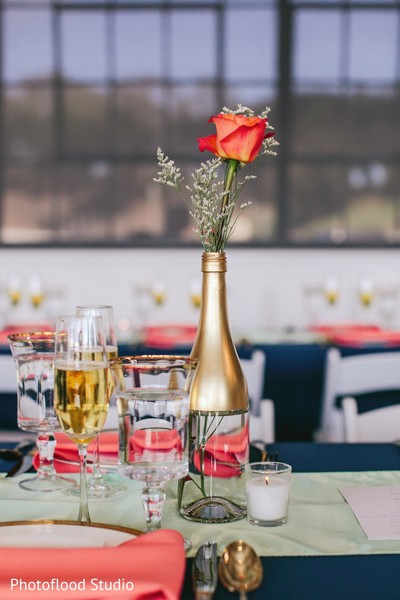 indian wedding reception floral and decor,indian wedding photography,floral centerpieces