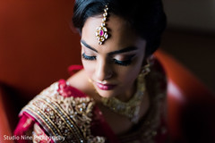 Amazing bridal makeup