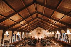 indian catholic wedding,catholic church,indian wedding