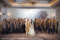 indian groomsmen,indian bridesmaids