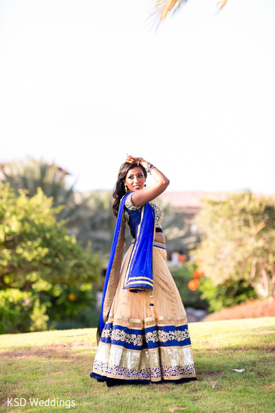 indian bride,indian fusion wedding reception,indian bridal lengha