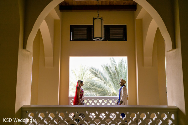 Inspiring indian couple's wedding photo. in Nieuwpoort, Curaçao Indian Wedding by KSD Weddings