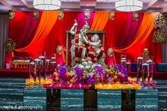 indian sangeet,indian pre-wedding celebrations,sangeet decoration