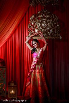 indian bride,indian pre-wedding celebrations,indian wedding portrait