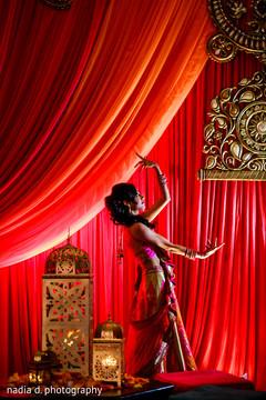 indian bride,indian pre-wedding celebrations,indian wedding portrait,indian sangeet