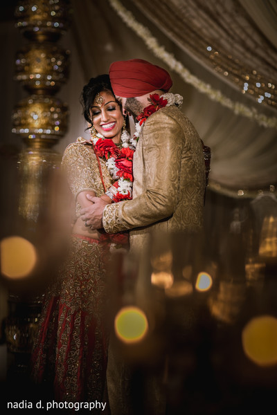 Beautiful indian lovebirds photo shoot. in Cincinnati, OH Indian Wedding by Nadia D Photography