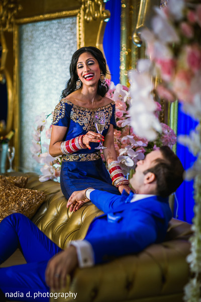 Candid wedding photography. in Cincinnati, OH Indian Wedding by Nadia D Photography