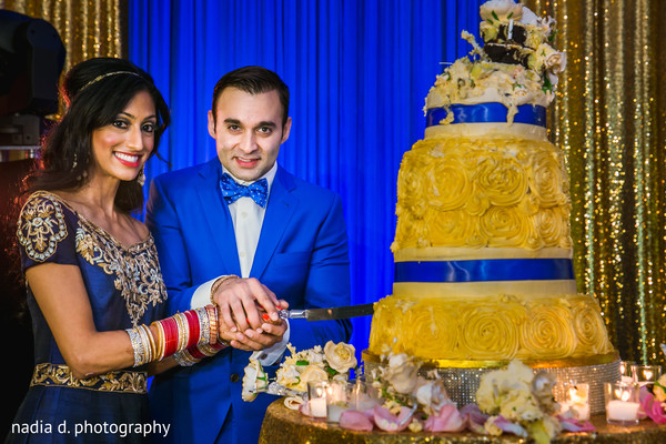 indian groom,indian bride,indian wedding reception,indian wedding cakes