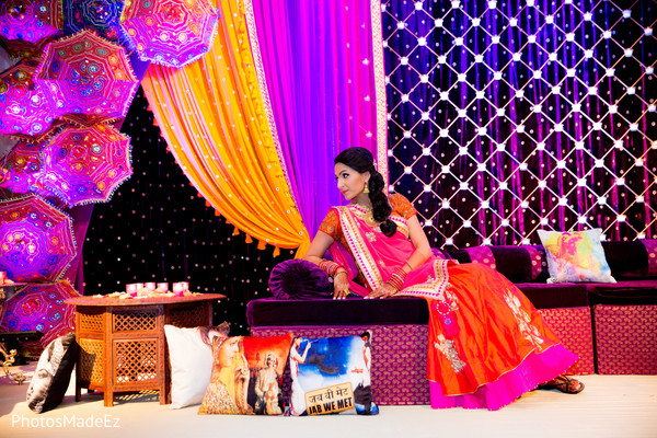 indian bride ceremony fashion,outdoor indian wedding decor,lightning