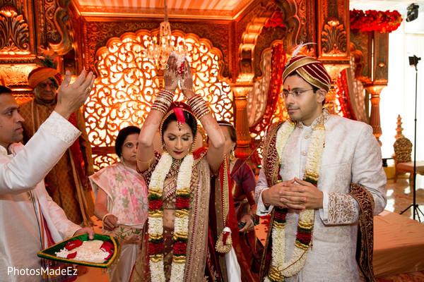 indian wedding gallery,indian wedding ceremony photography,bridal tikka