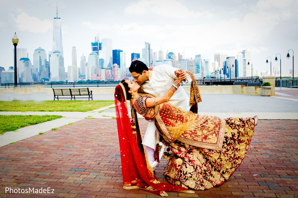 indian groom sherwani,indian bridal lengha,outdoor photography