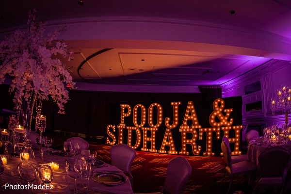 lightning,indian wedding reception floral and decor,indian wedding reception
