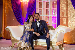 indian wedding reception,indian wedding reception floral and decor,indian bridal lengha