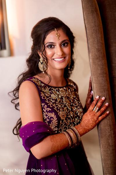 indian bride,pre-wedding ceremony photography,indian bride makeup