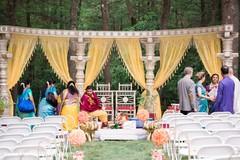 indian wedding,outdoor indian wedding decor