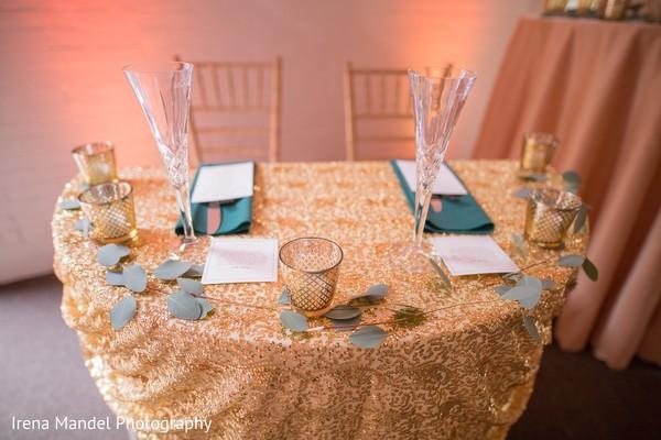 couple table,indian weddings,indian wedding