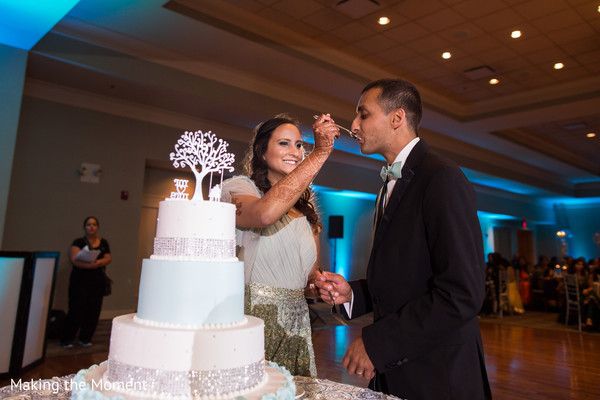 indian wedding cakes,tier cake,mint cake