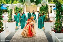 indian groom and bride,indian groomsmen,indian bridesmaids