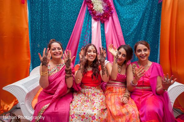 indian pre-wedding celebrations,indian bridal mehndi,indian wedding henna