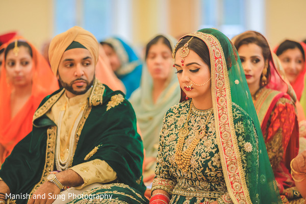 sikh bride,sikh bride fashion