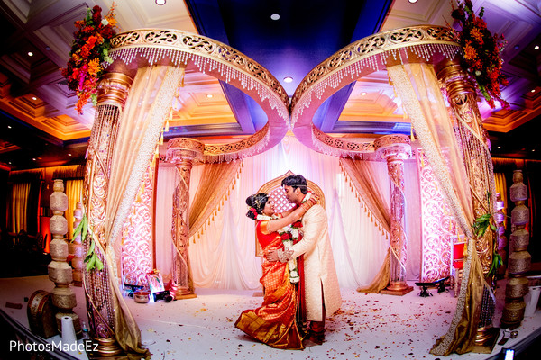 indian bride,indian wedding ceremony,indian wedding floral and decor,indian wedding mandap