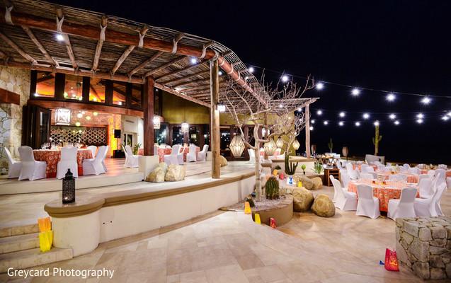 indian pre-wedding celebrations,indian bride and groom,sangeet decoration