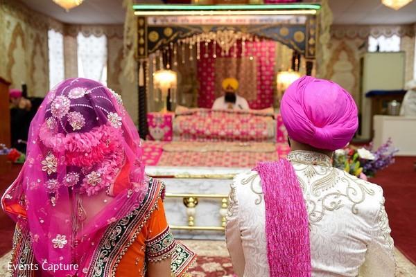 pink turban,pink dupatta,pink veil