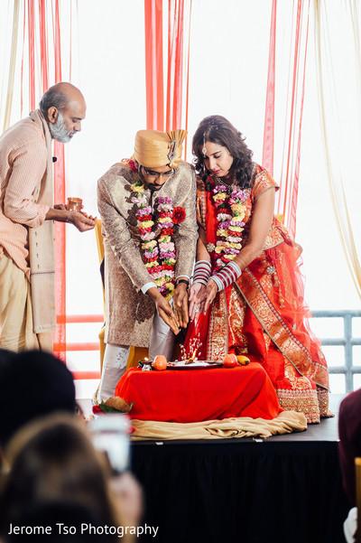 indian wedding details,bridal tikka,indian bride hair and makeup