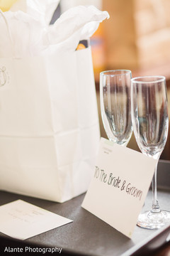 To the bride and groom gift