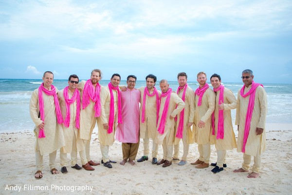 destination wedding photography,indian groom,indian groomsmen
