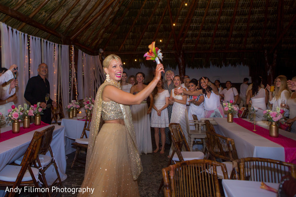 indian bride,indian destination wedding,indian wedding reception