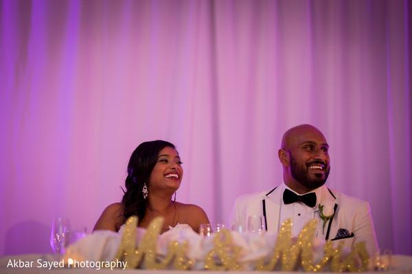 lightning,indian wedding reception,indian bride hair and makeup