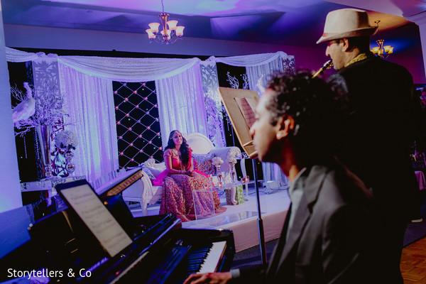 indian wedding reception,dj and entertainment,live music,indian wedding performance