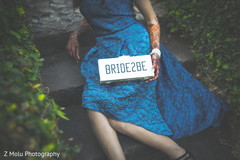 bride to be,outdoor indian wedding photo shoot