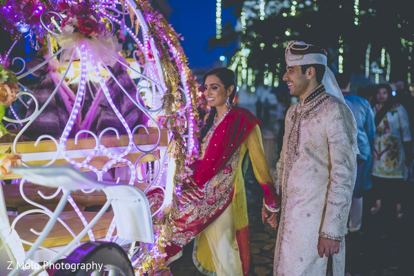 beige sherwani,carriage