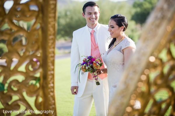 indian wedding,indian wedding portraits,outdoor indian wedding portraits,indian bride,indian groom,indian bride and groom,indian wedding portrait
