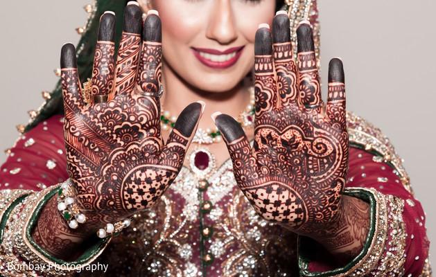 indian bride,indian bridal mehndi