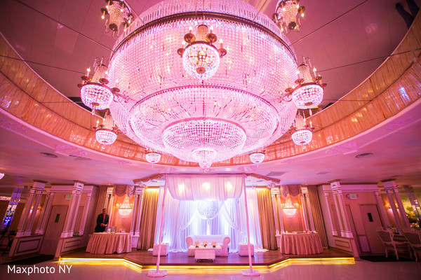 indian wedding venue,chandelier
