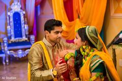 indian sangeet,indian wedding couple